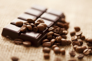 dark chocolate to promote tannins
